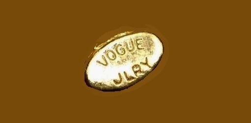 Signed Vogue Jlry