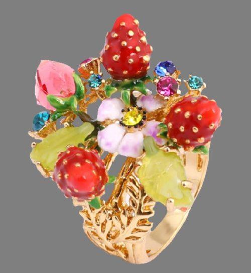 Les Nereides costume jewelry