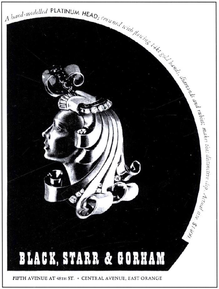 Vogue, October 1941 poster