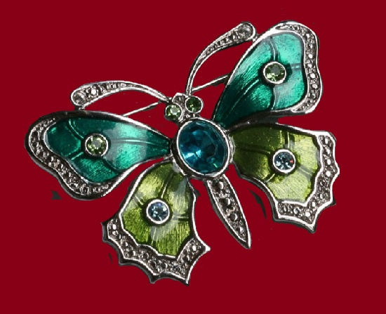 Alana Stewart vintage costume jewelry