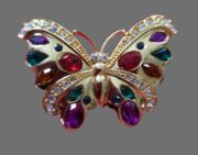 Howard Benedikt vintage costume jewelry