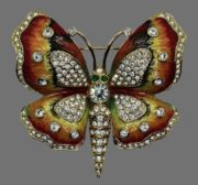 Butterfly jewelry symbolism and meaning
