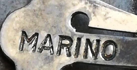 Signed Marino