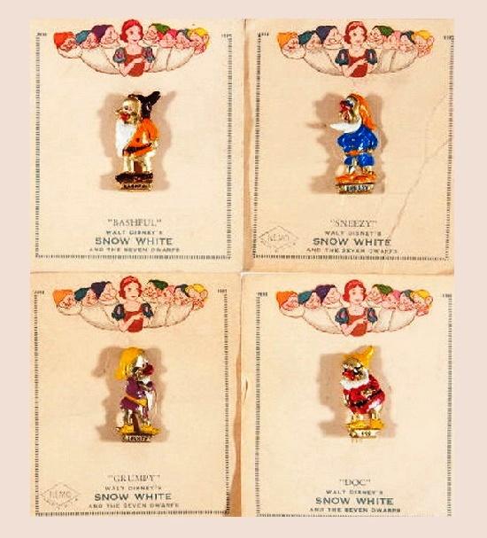 Snow White series. 1938