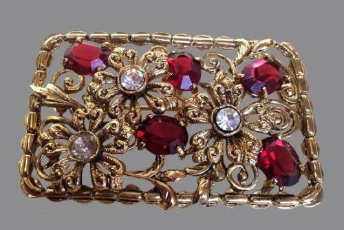Weinberg New York costume jewelry