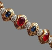Christian Lacroix vintage costume jewelry