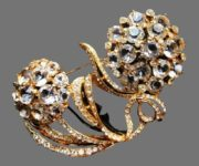 Goldette vintage costume jewelry