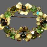 Jose Rodriguez vintage costume jewelry