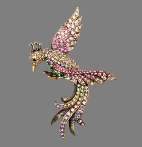 Jay Strongwater vintage costume jewelry