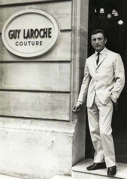 Couture Guy Laroche