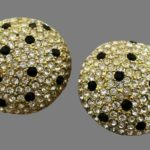 Signed Keyes vintage costume jewelry
