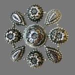Sylvia Dahl vintage costume jewelry