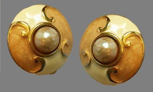 Carolina Herrera costume jewelry