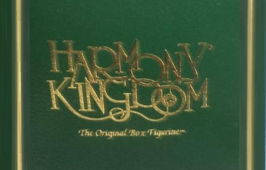 Harmony Kingdom brand