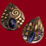 Unique and beautiful Linda Ladurner jewelry