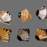 Precious vintage - Erte Art Deco jewelry