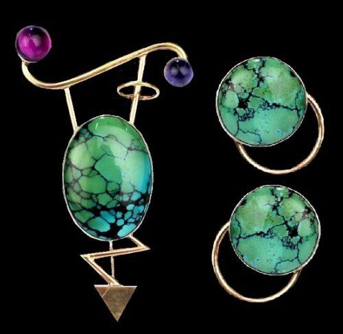 Japanese jewelry designer Yumi Ueno