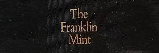 The Franklin Mint box