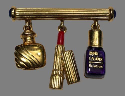 Estee Lauder vintage costume jewelry