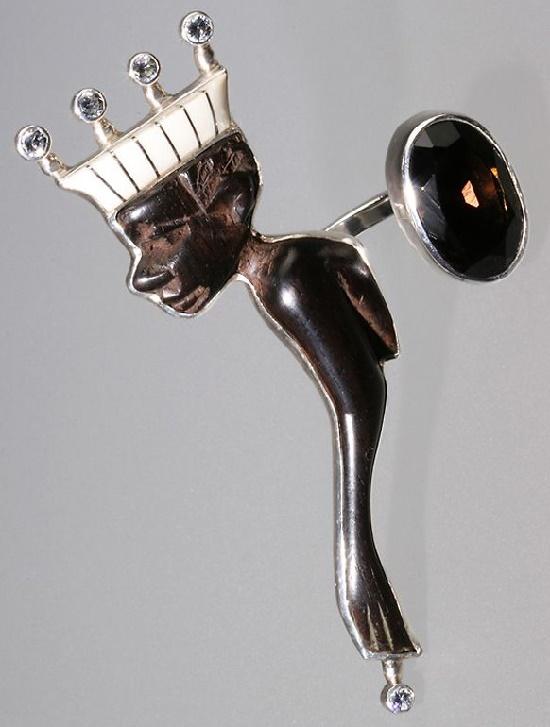 African King ring