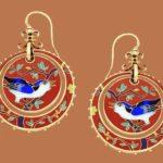 Alexis Falize cloisonne enamel jewelry