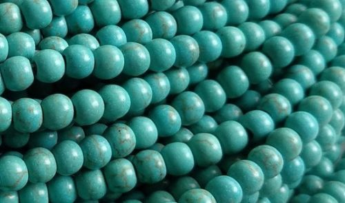 Blue green turquoise