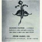 Robert and John Rubel jewellery