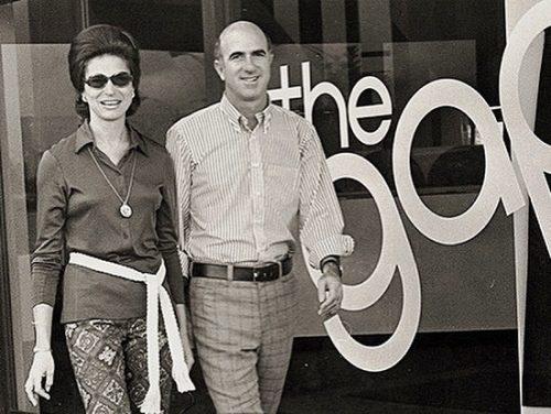 Doris Fisher and Donald Fisher