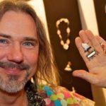 Latvian jewellery designer Guntis Lauders
