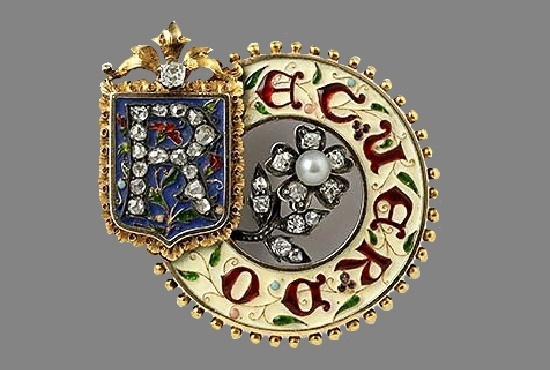 Lucien Falize Paris, circa 1880