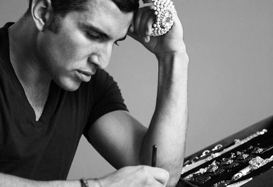 Argentinean fashion designer, Rodrigo Otazu