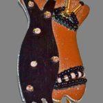 Jill Elizabeth Liztech vintage costume jewelry