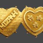 Victorian era Mizpah jewelry with sense