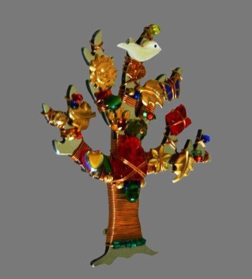 Tree Of Life pin. 2007