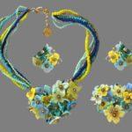 Louis Feraud vintage costume jewelry
