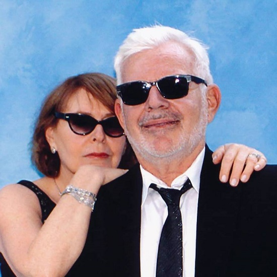 Happy together for more than 40 years