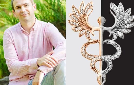 Russian jeweler Dr. Vorobev