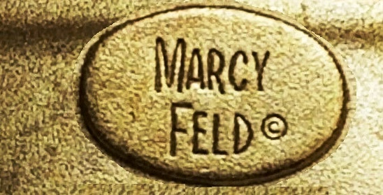 Signed Marcy Feld