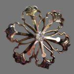 Antique C&R Hettel costume jewelry
