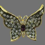 Plainville Stock Co vintage costume jewelry