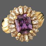 Uncas vintage costume jewelry