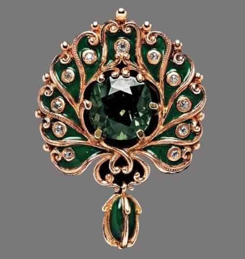 Marcus & Co vintage costume jewelry