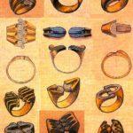 French jewelry designer Raymond Templier