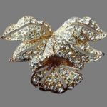 Signed L'Officiel vintage costume jewelry