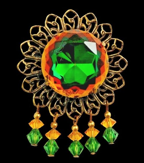 Sadie Green vintage costume jewelry
