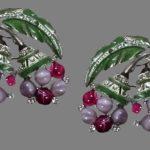 Norma Jewelry Corp vintage costume jewelry
