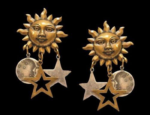 Susan L. Richardson vintage costume jewelry