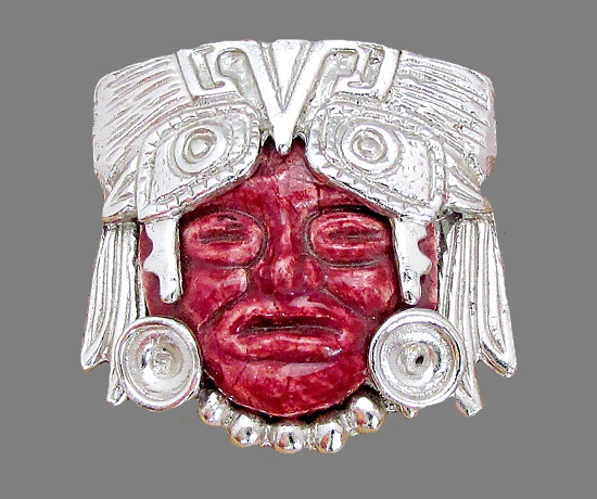 Mexican modernist jeweler Salvador Teran