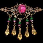 Sadie Green vintage costume jewelry