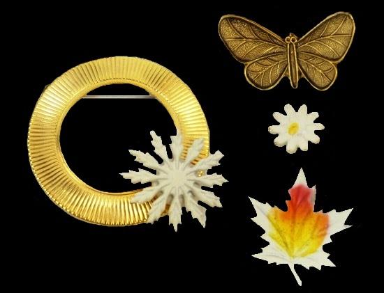 Dubarry Fifth Avenue DFA vintage costume jewelry